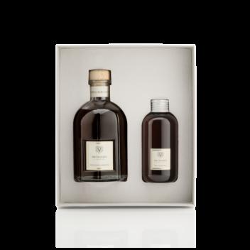 Geschenkset Melograno 250 ml mit Bambusstäbchen + Nachfüller 150 ml